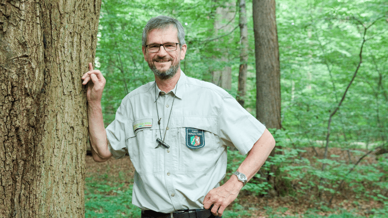 Forstdirektor Uwe  Schölmerich